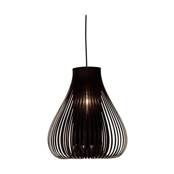 Černé závěsné svítidlo Scan Lamps Jolly