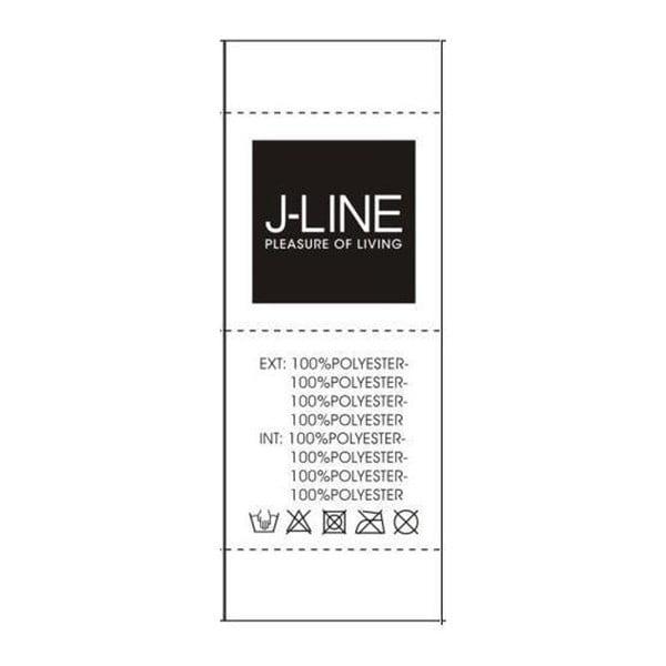 Černý polštář J-Line