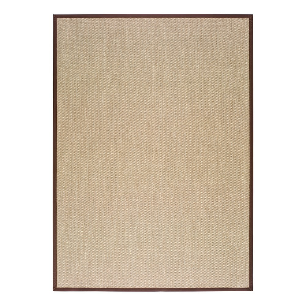 Béžový venkovní koberec Universal Prime, 60 x 110 cm