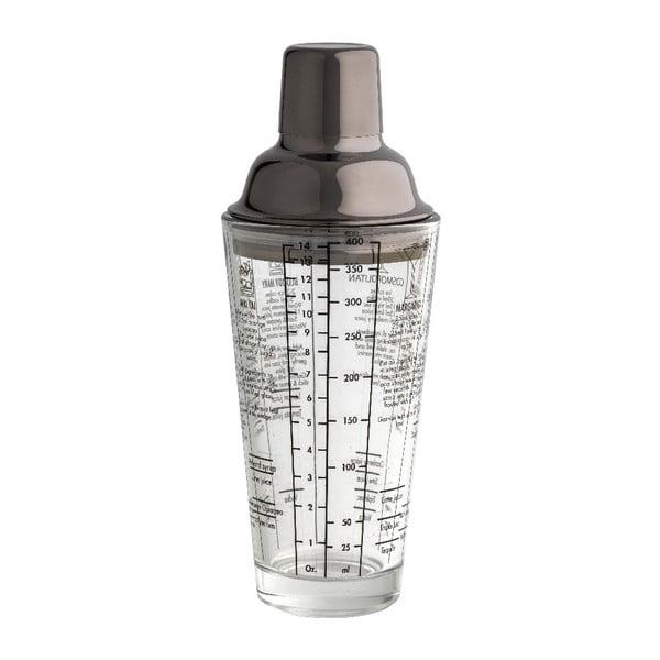 Cocktail üveg mérőedény és mixer - Brandani