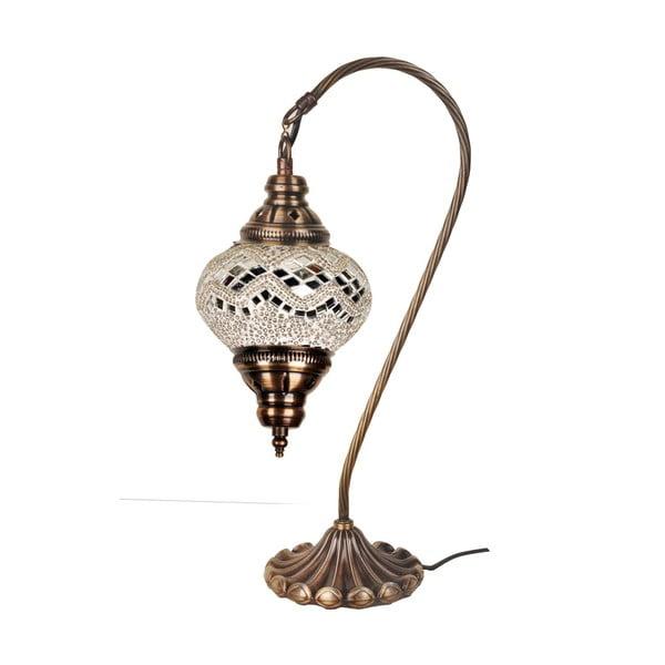 Skleněná lampa Fishing V, 13 cm