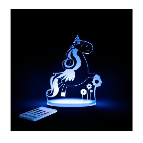 Dětské LED noční světýlko Aloka Unicorn