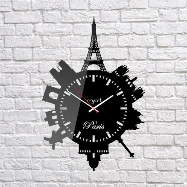 Nástěnné hodiny Paris France