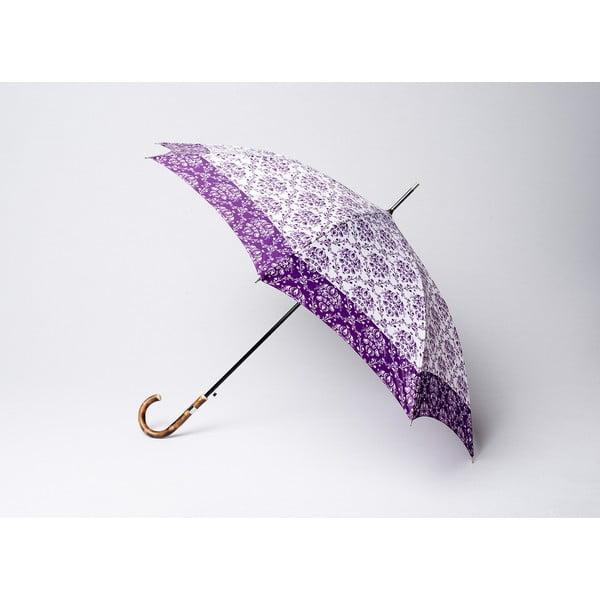 Deštník Damask, fialový