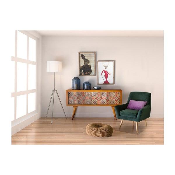 Konzolový stolek z mangového dřeva Santiago Pons Rair