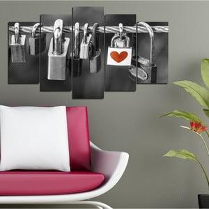 Vícedílný obraz 3D Art Entero, 102x60cm