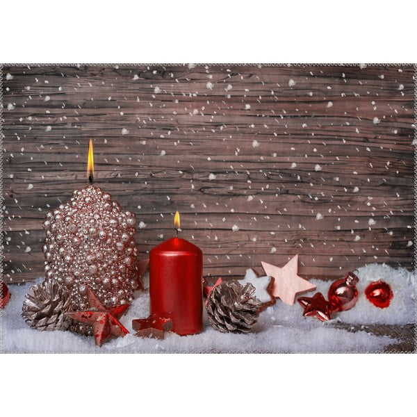 Dywan Vitaus Christmas Period Cozy Deco, 50x80 cm