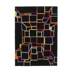 Koberec HK Black, 120x170 cm