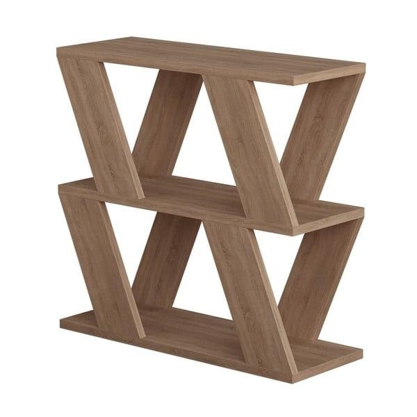 Príručný stolík v dekore dubového dreva Lazena Oak