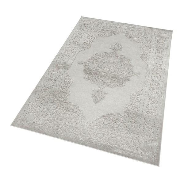 Šedý koberec Mint Rugs Shine Hurro, 160 x 230 cm