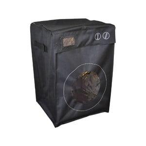 Koš na prádlo ve tvaru pračky