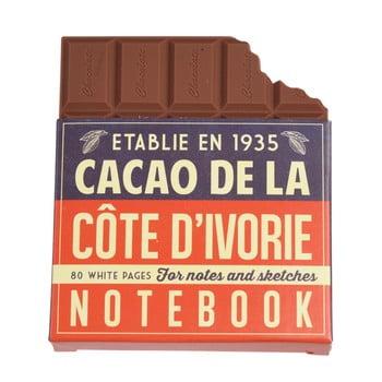 Carnețel în formă de ciocolată Rex London Chocolate Notebook imagine