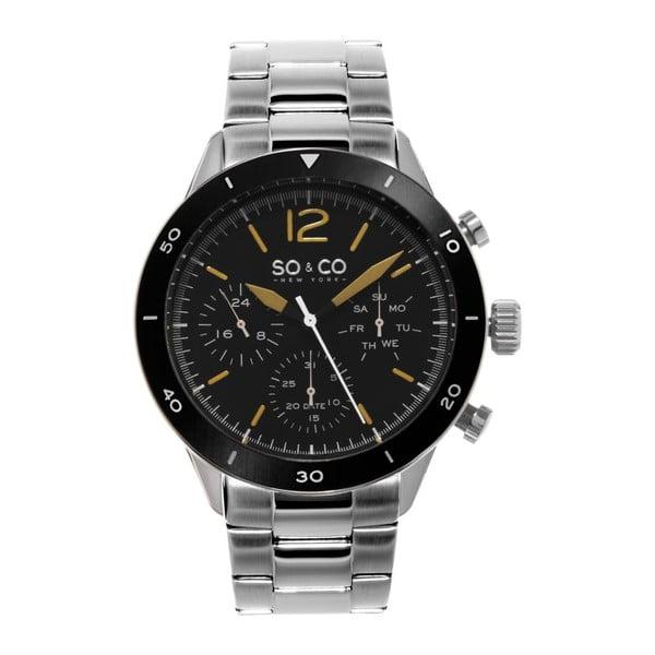 Pánské hodinky Yacht Star Black