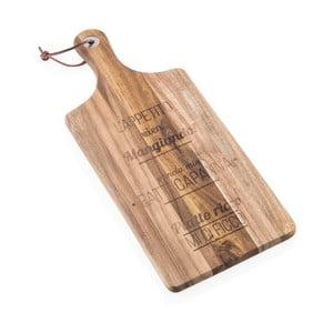 Prkénko z akáciového dřeva Brandani Foodies