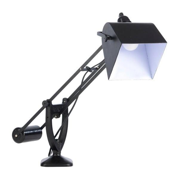 Stolní lampa Youri, černá