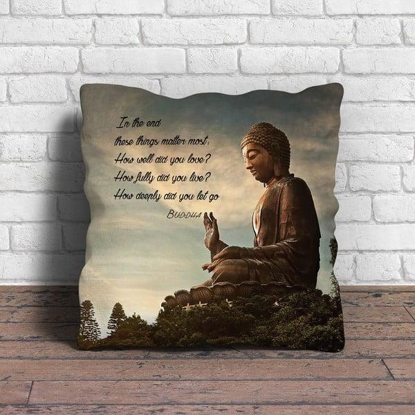 Polštář s výplní Zen no. 79