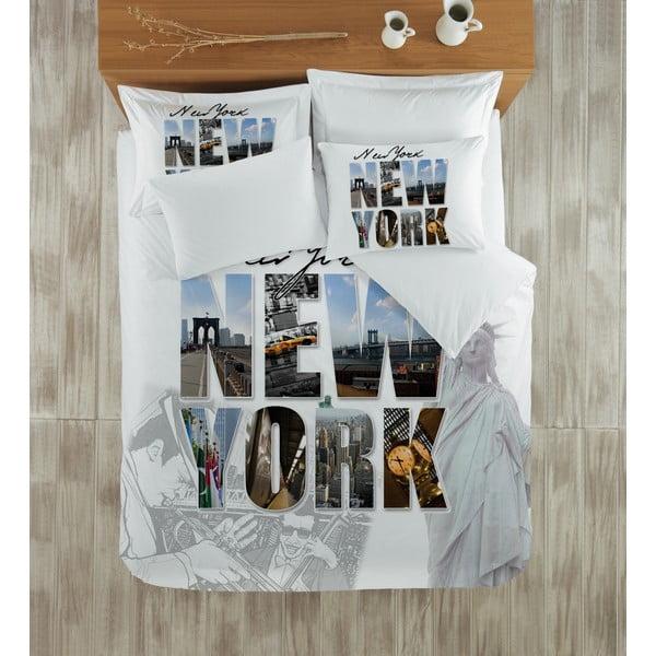 Povlečení New York Cover, 200x220 cm