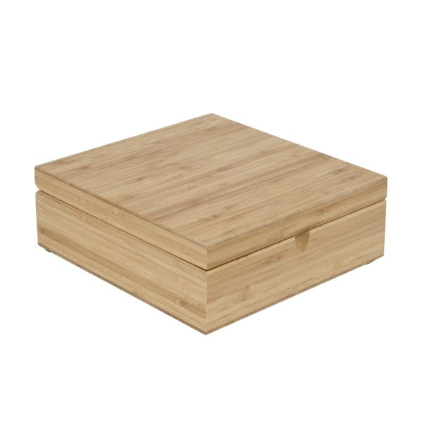 Krabička na čaj, bambus II