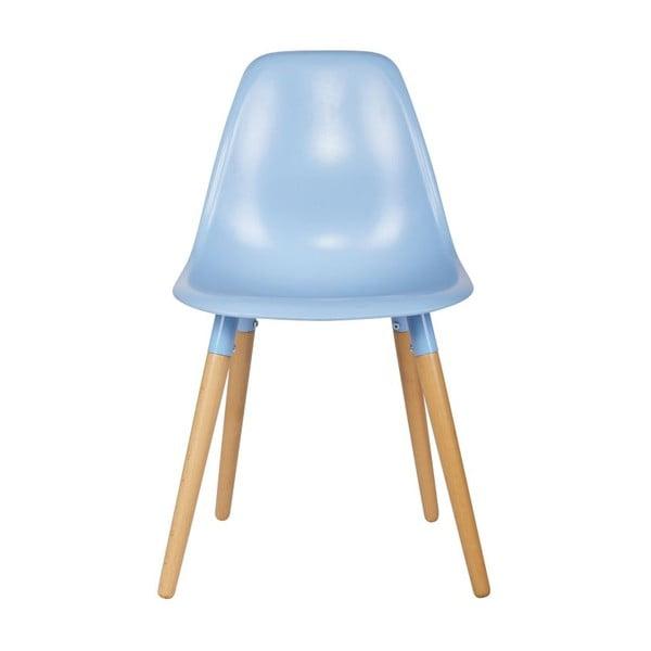 Sada 2 modrých židlí Roef Petrol
