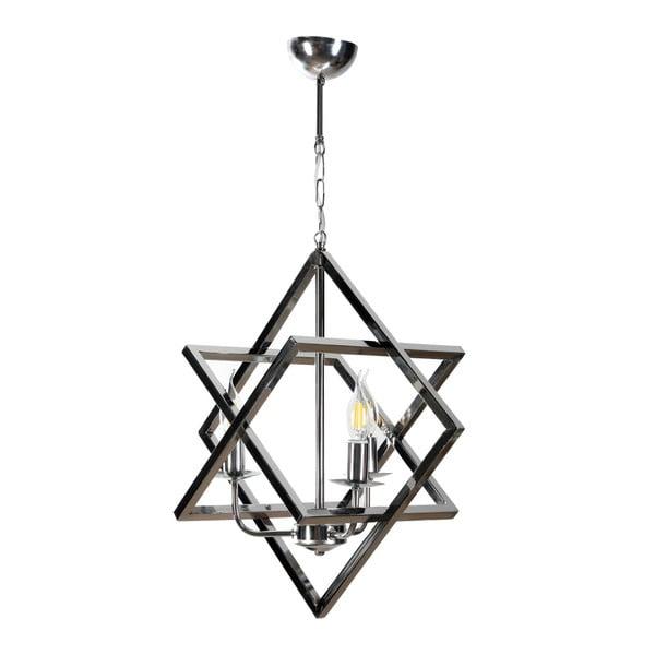 Závěsné kovové svítidlo Masivworks Trigon