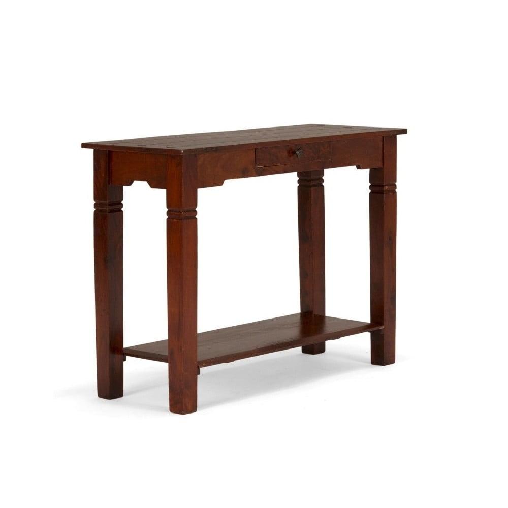 Konzolový stolek z palisandrového dřeva SOB Arizona