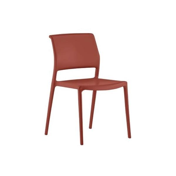 Židle Ara 300, červená