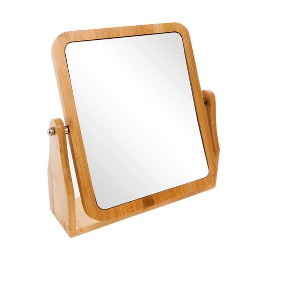 Stolní zrcadlo v bambusovém rámu Bambum Prince