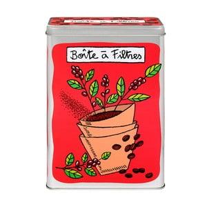 Dóza na čaj Filtres Mouture