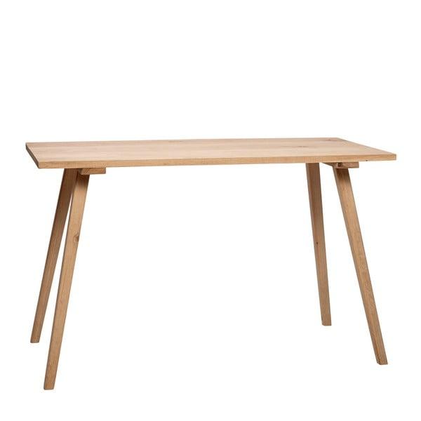 Keld tölgyfa étkezőasztal, 150 x 65 cm - Hübsch