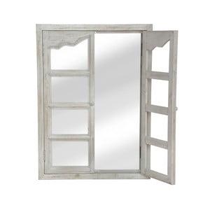 Zrcadlo White Window, 86x68 cm