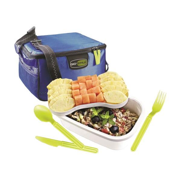 Termotaška s boxem na jídlo Vela
