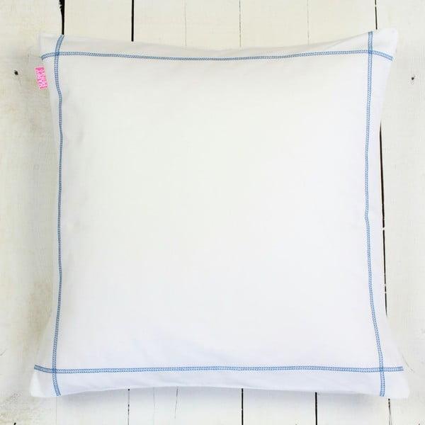 Povlak na polštář Basic Blue, 50 x 50 cm