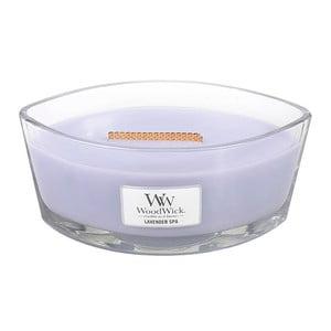 Lumânare parfumată  WoodWick Levandă, 453 g, 50ore