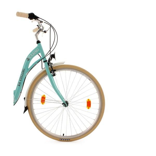 "Dámské kolo City Bike Casino Green, 28"""