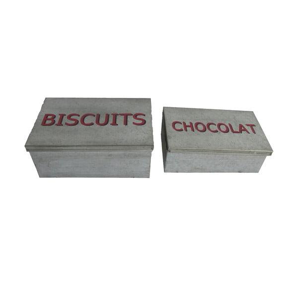 Sada 2 dóz Antic Line Biscuits & Chocolat