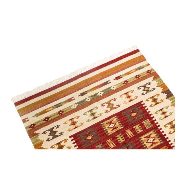 Ručně tkaný koberec Kilim Dalush 203, 150x90 cm