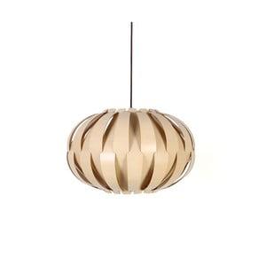 Závěsné svítidlo v přírodní barvě 360 Living Kopa Holz