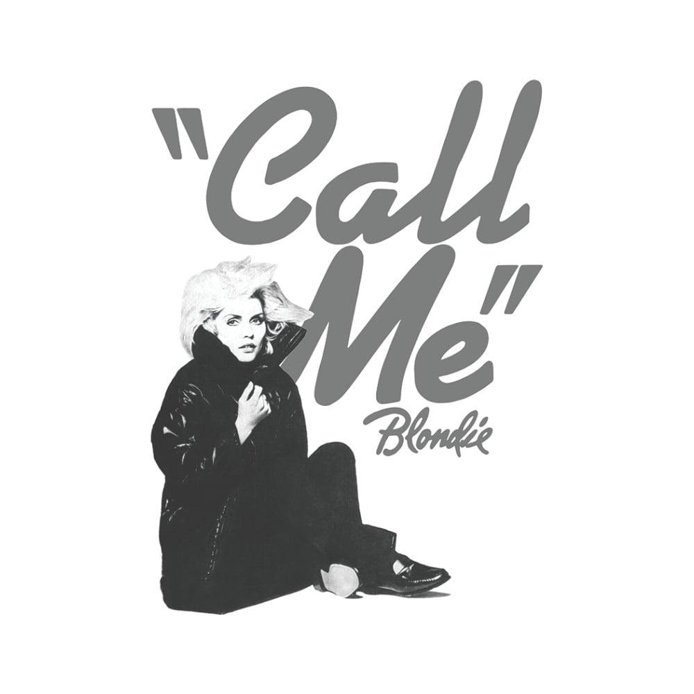 Obraz Pyramid International Blondie Call Me, 30 x 40 cm