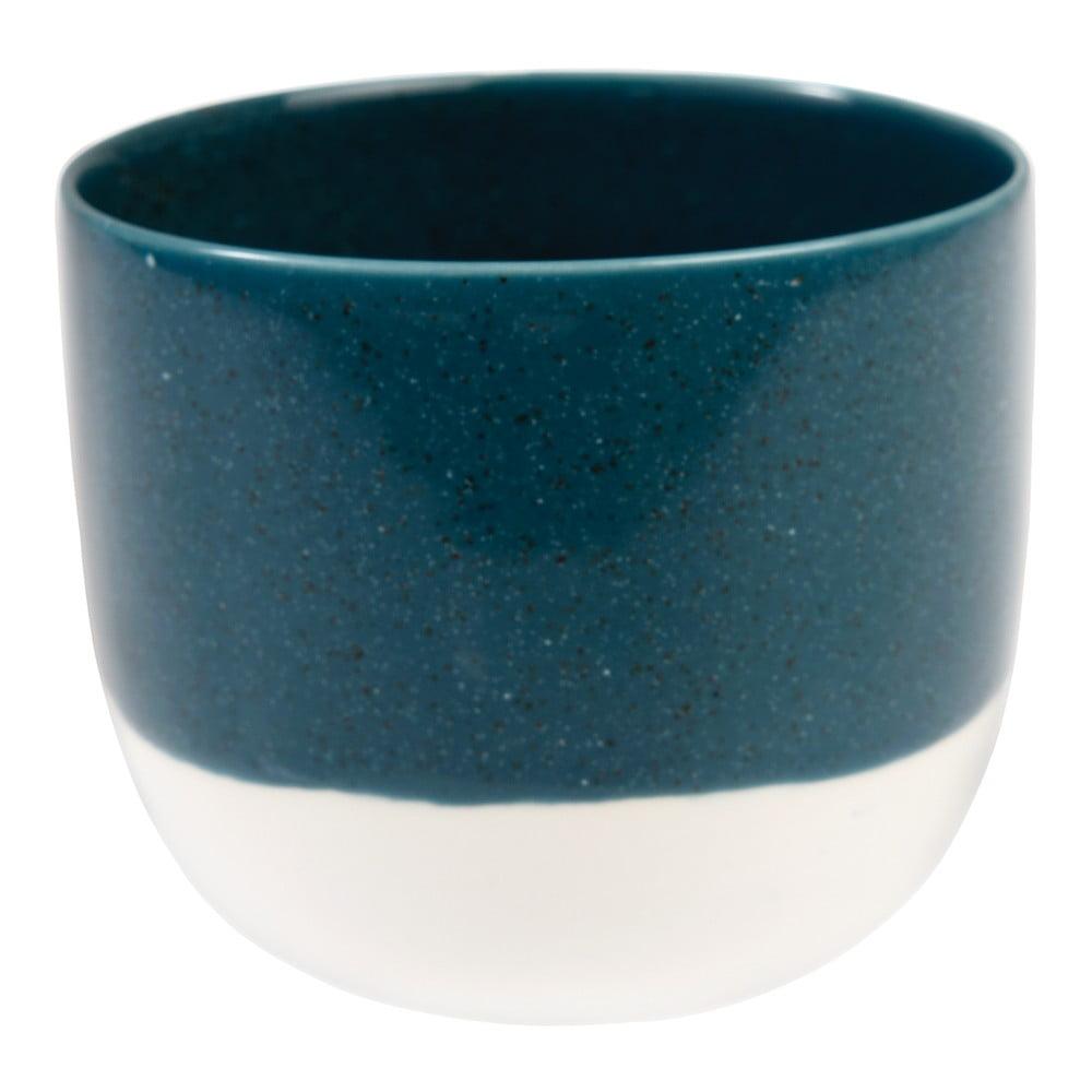 Tmavě modrý svícen na čajové svíčky Rex London Plant
