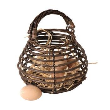 Coș răchită pentru ouă Antic Line Wickie de la Antic Line