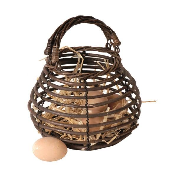 Prútený košík na vajcia Antic Line Wickie