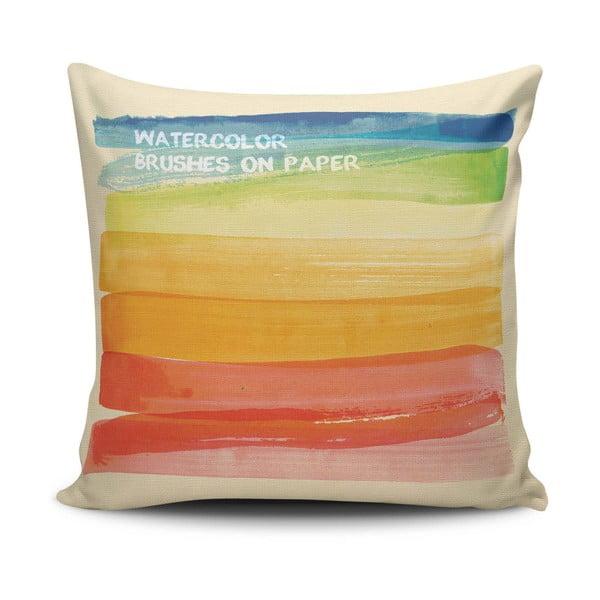 Polštář s výplní Colors no. 5, 45x45 cm