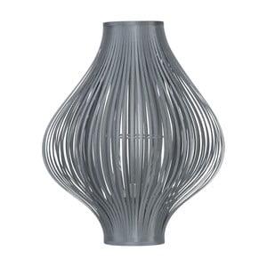 Šedá stolní lampa Vox Sillo