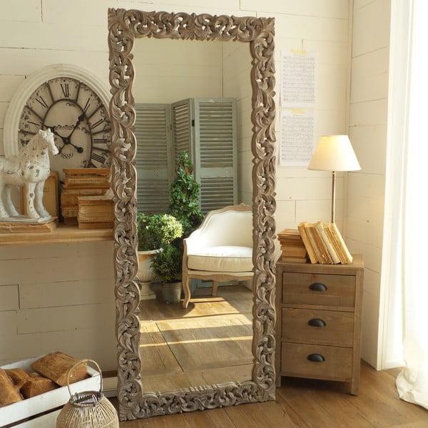 Zrcadlo Latina Natural Grey