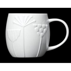 Hrnek z kostního porcelánu Plum Meadow