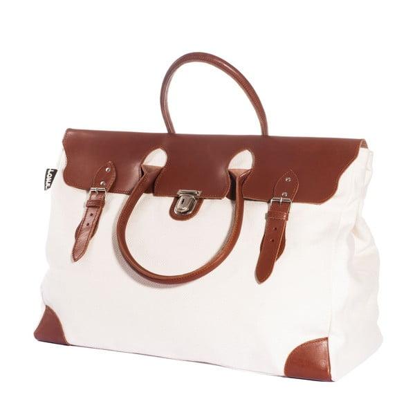 Cestovní taška Travel Bag, přírodní