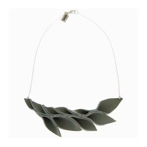 Náhrdelník Folded Leaves