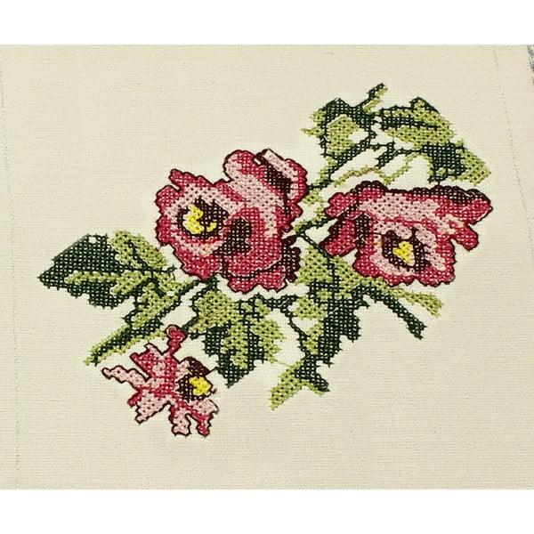 Povlak na polštář Rose, 40x50 cm