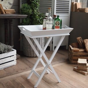 Odkládací stolek White Antique