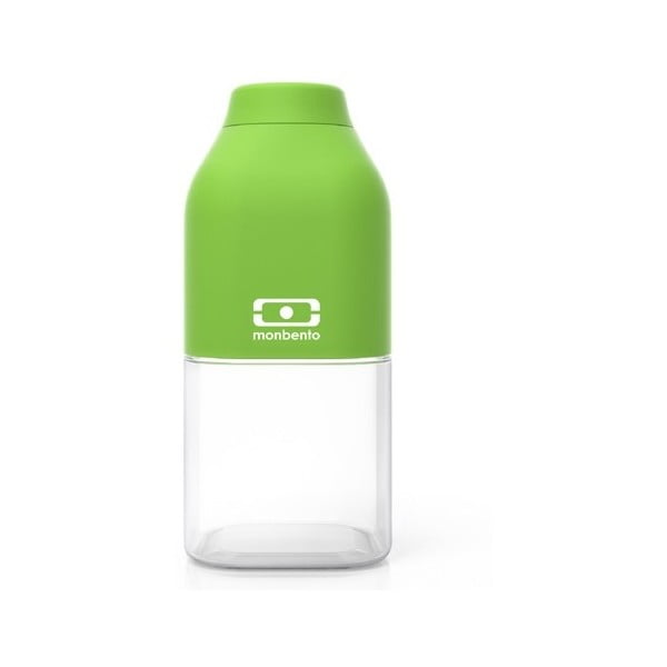 Zelená lahev Monbento Positive, 330 ml